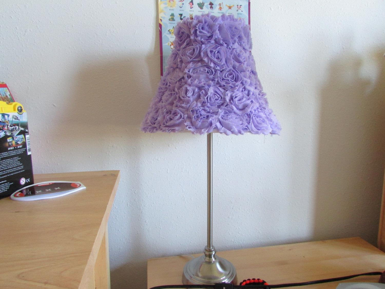 girls bedroom lamp shades photo - 3