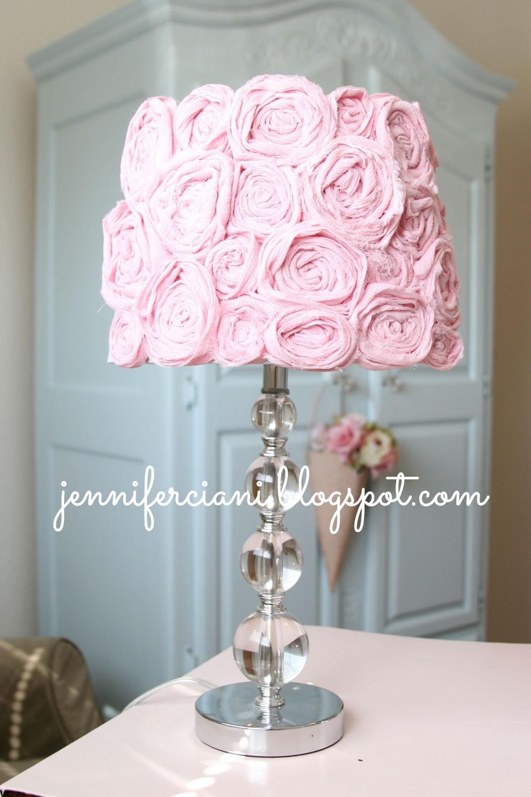 girls bedroom lamp shades photo - 4
