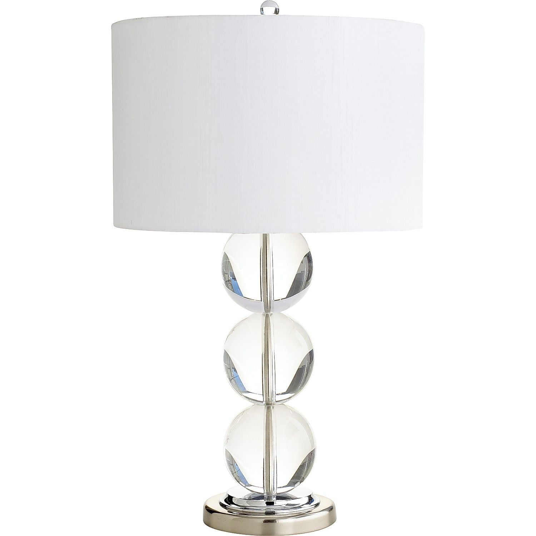 glass bedroom lamp photo - 10