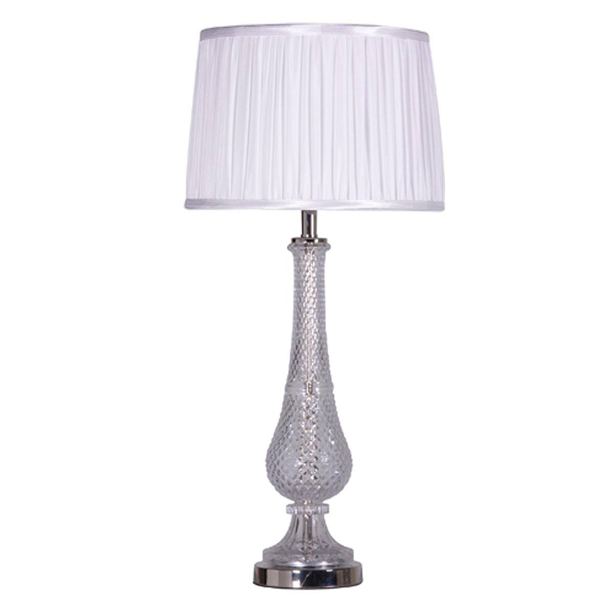 glass bedroom lamp photo - 8