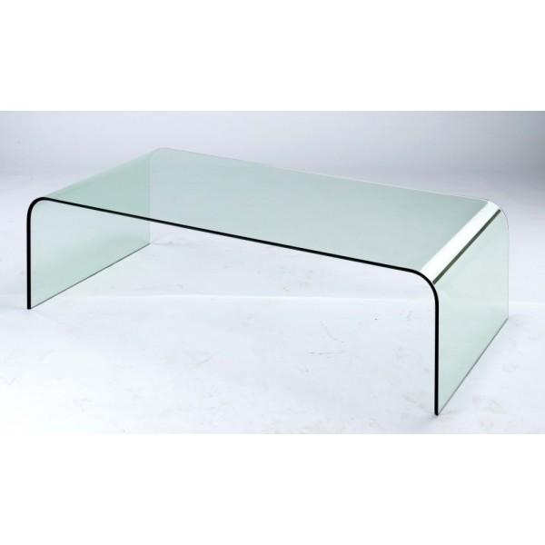 glass coffee table design classic photo - 5