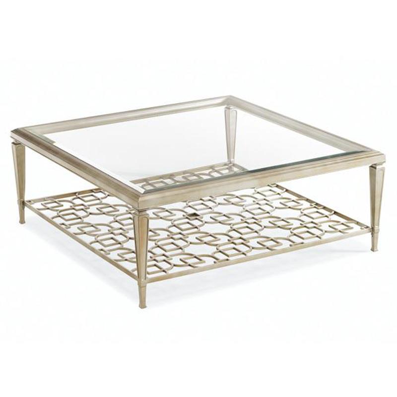 glass coffee table design classic photo - 8