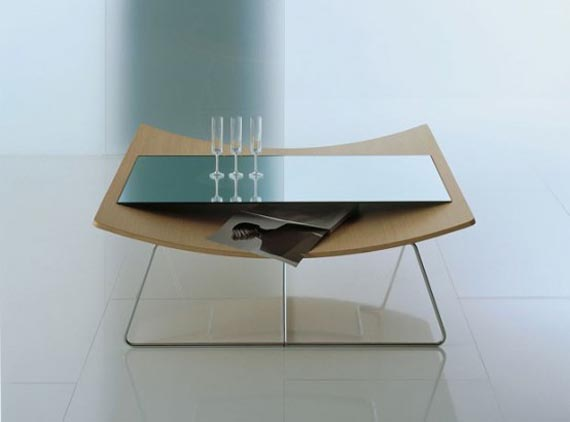 glass furniture design photo - 2