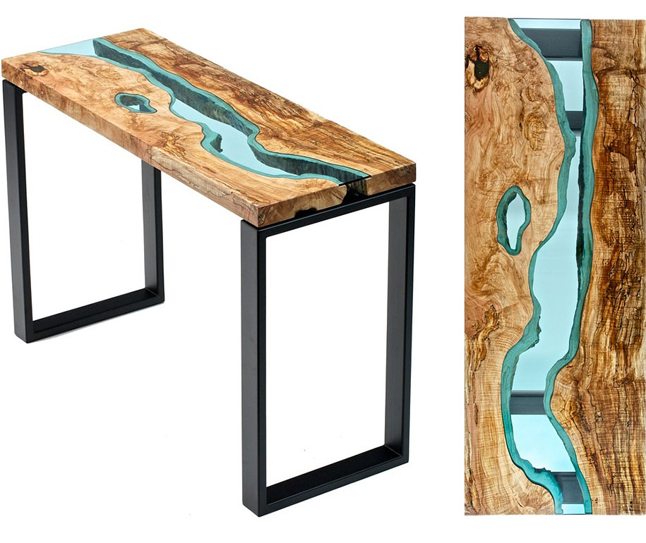 glass furniture design photo - 7