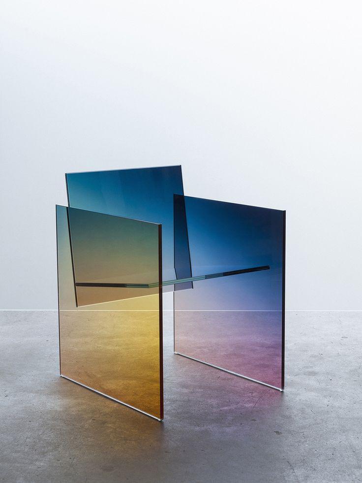 glass furniture design photo - 8