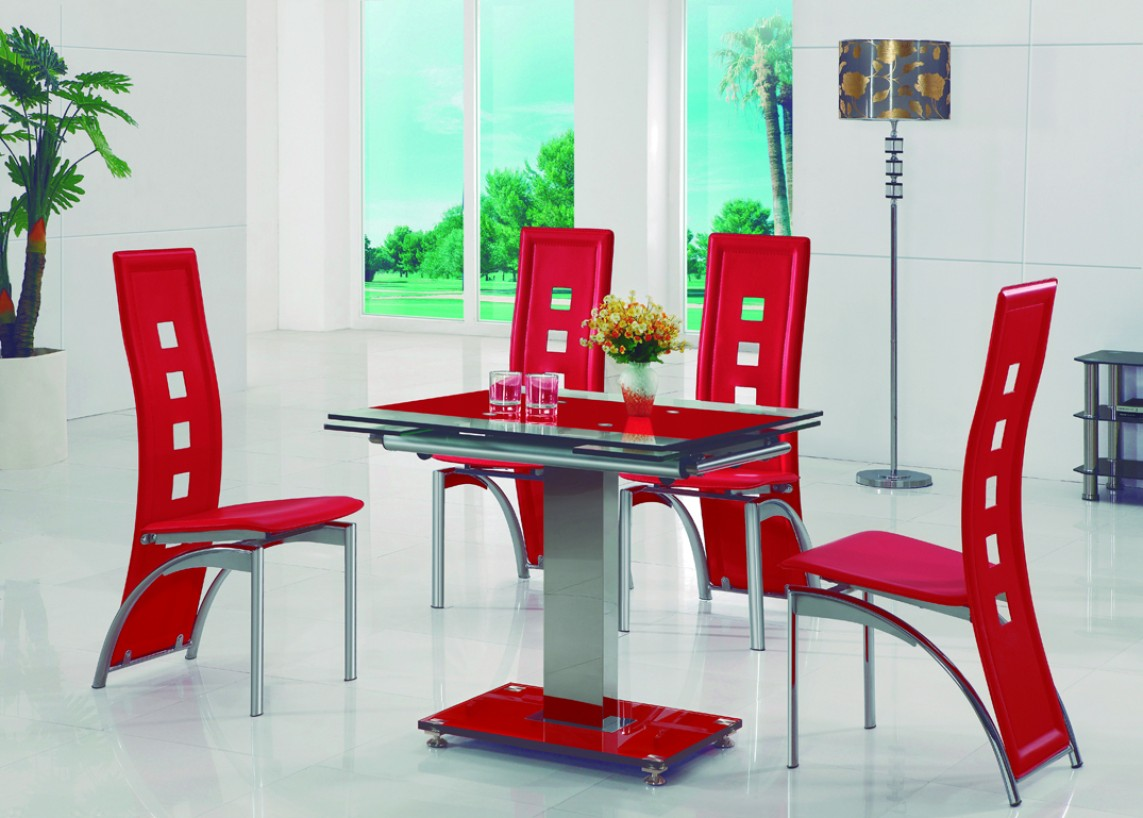 glass furniture design india photo - 2