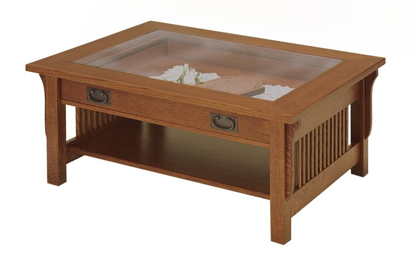 glass top coffee table design plans photo - 10