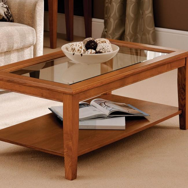 glass top coffee table design plans photo - 2