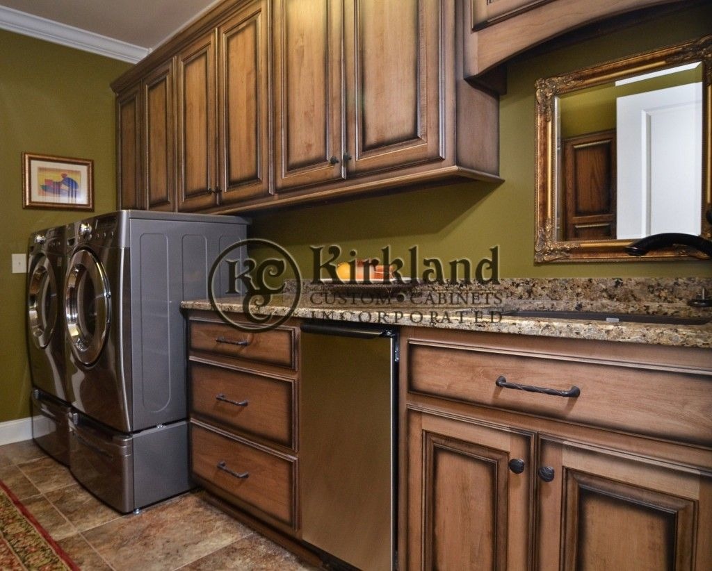 glazing kitchen cabinets gel stain photo - 3