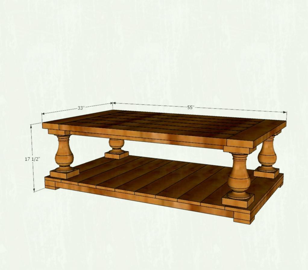 good coffee table design photo - 10