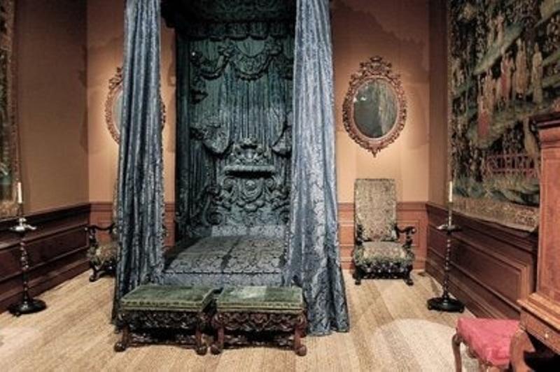 gothic bedroom pictures photo - 2
