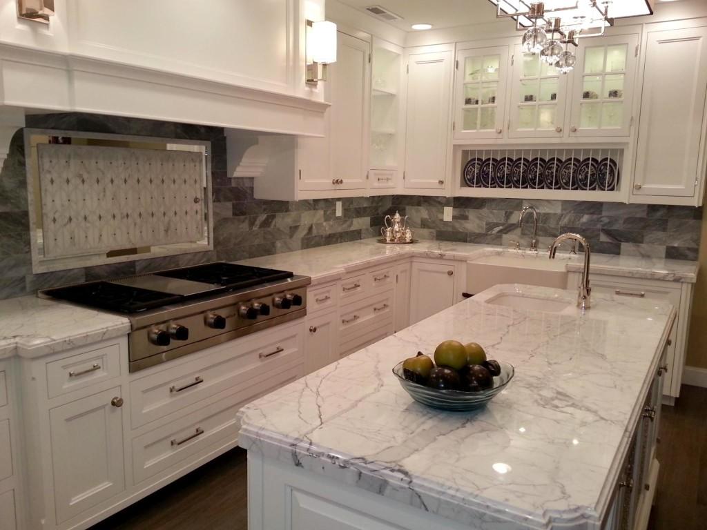 granite kitchen countertops pictures photo - 9