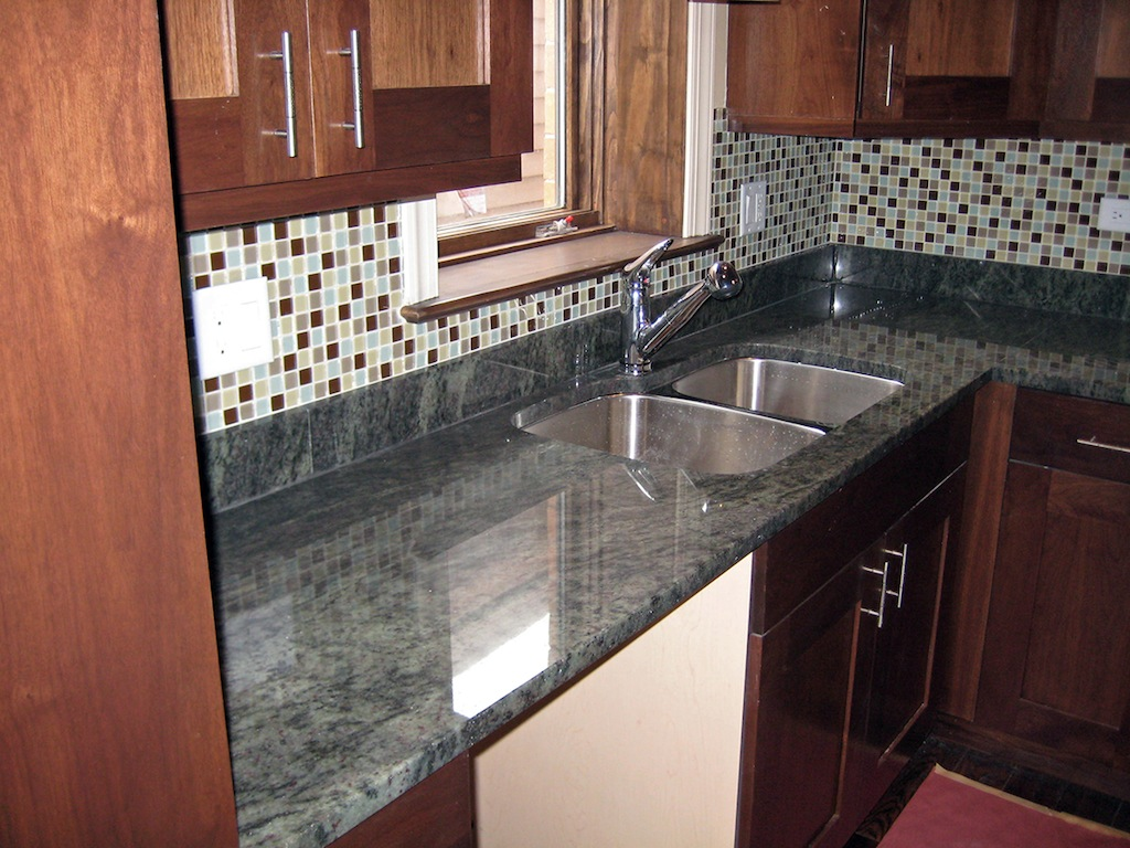granite kitchen designs pictures photo - 10