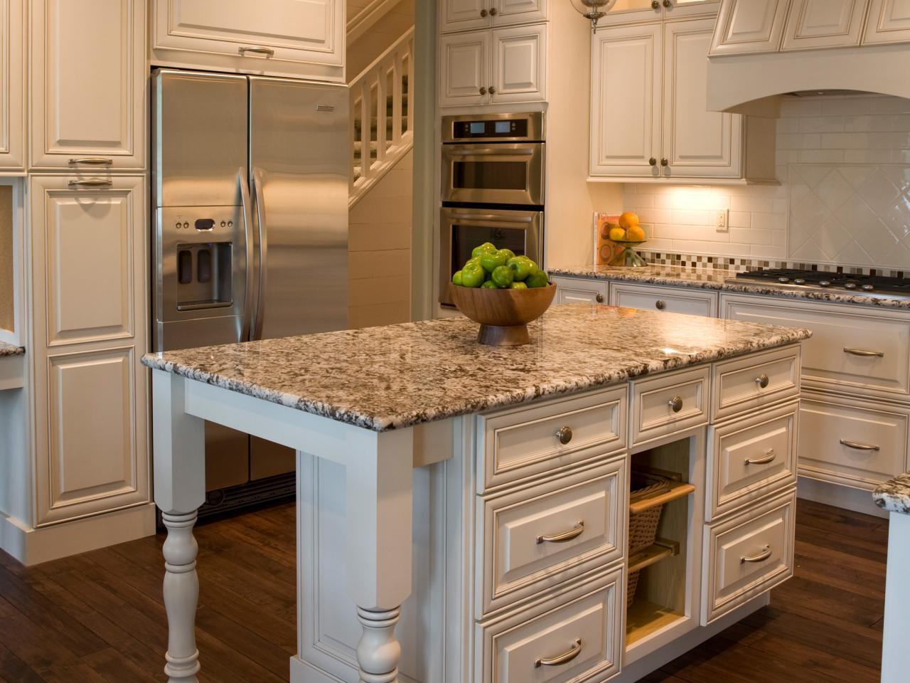 granite kitchen designs pictures photo - 3