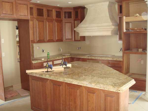granite kitchen designs pictures photo - 5