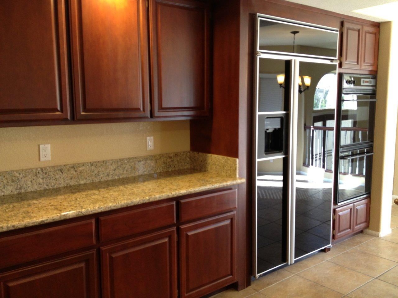 granite kitchen designs pictures photo - 9