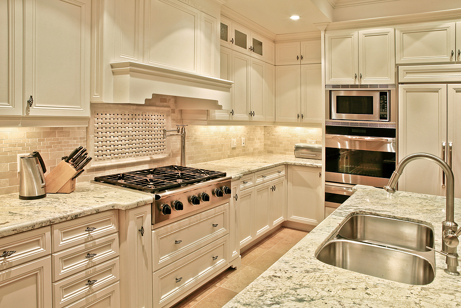 granite kitchen pics photo - 3