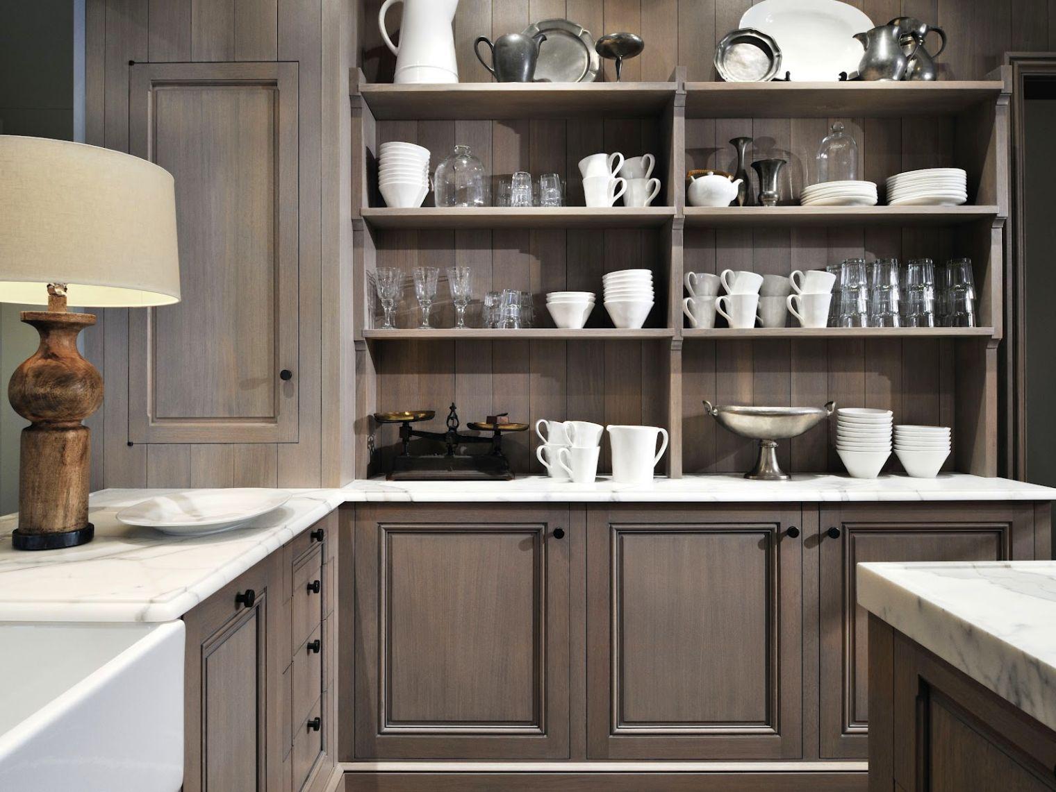 gray kitchen cabinets ideas photo - 5