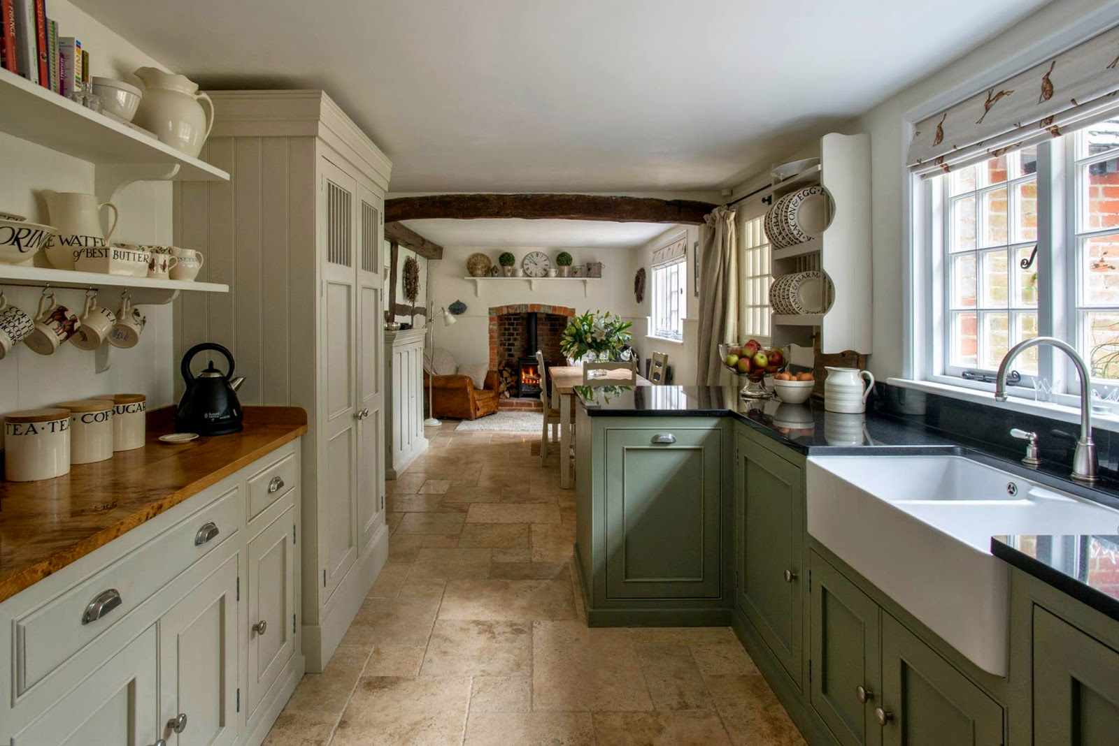 great country kitchen designs photo - 1