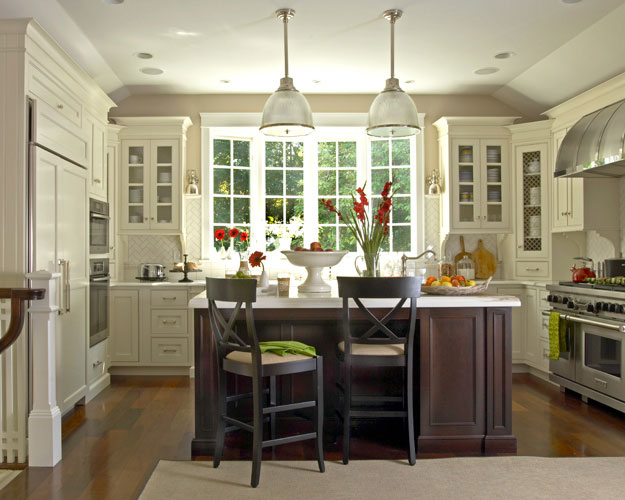 great country kitchen designs photo - 3