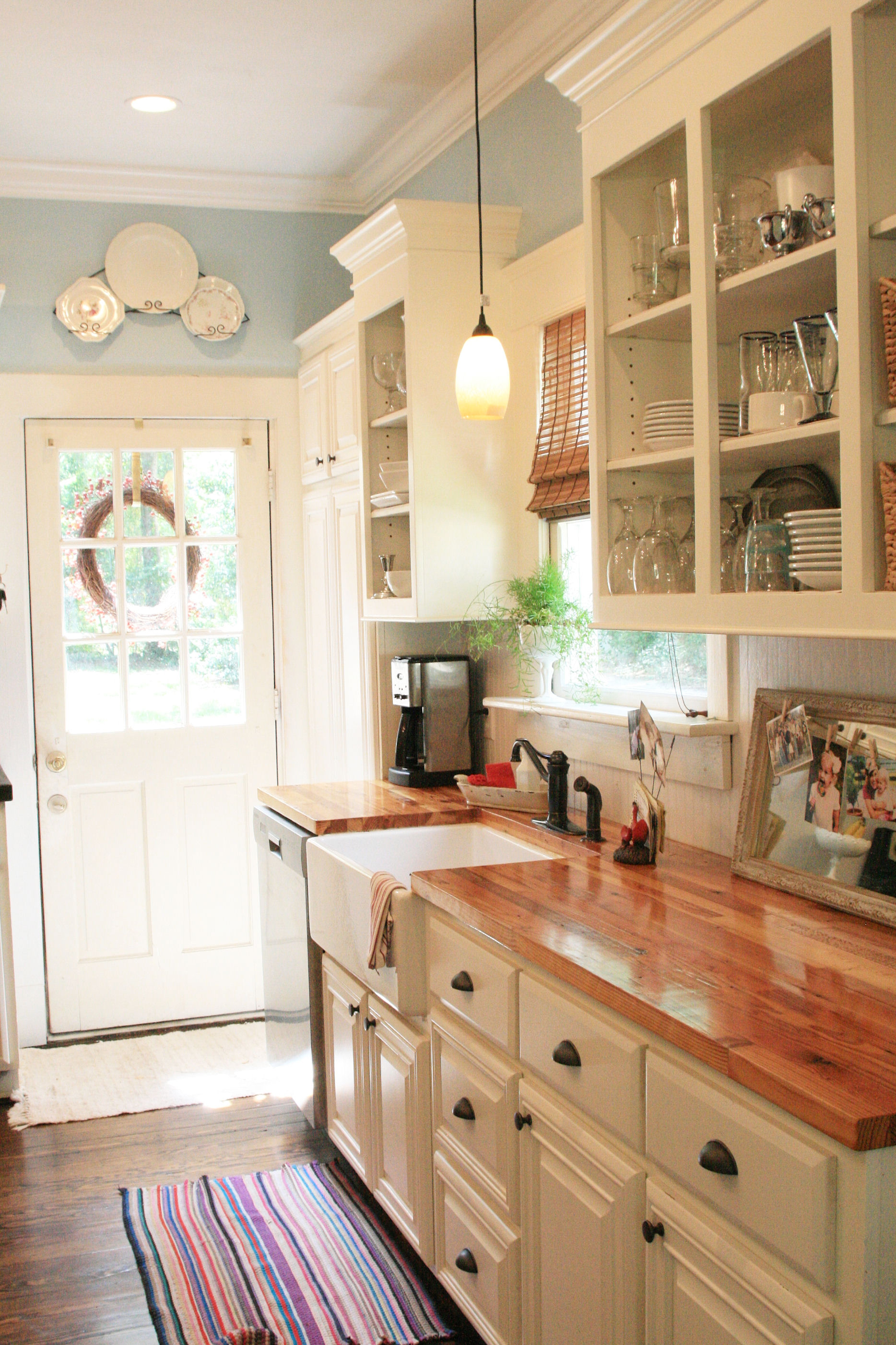 great country kitchen designs photo - 5