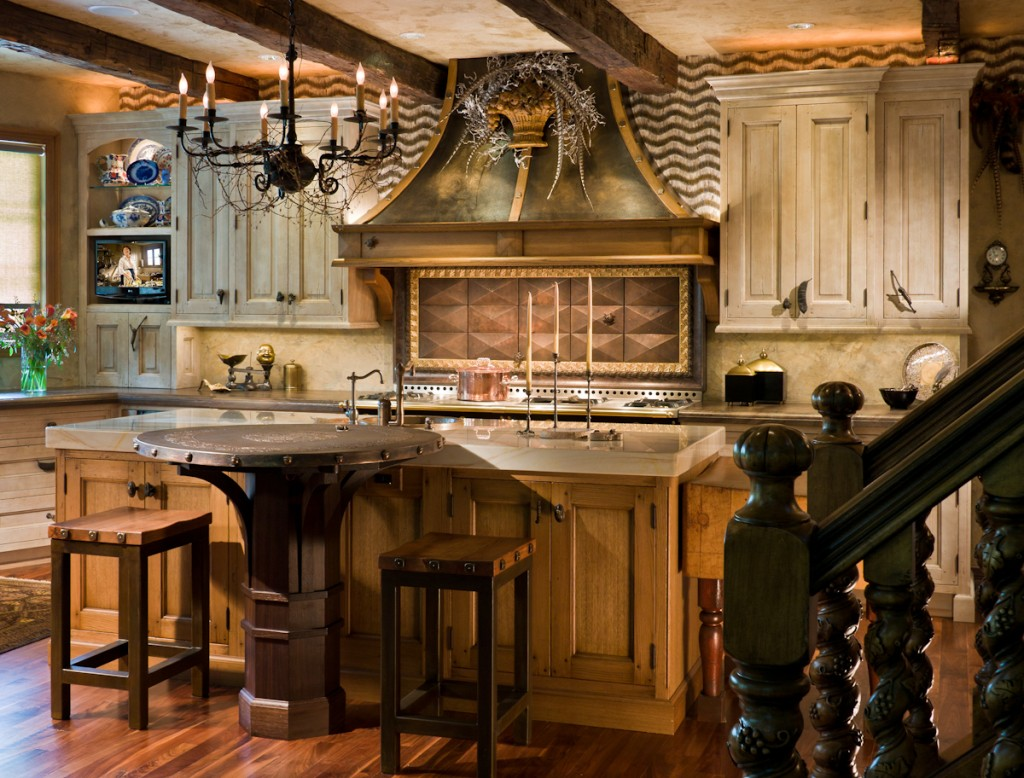 great country kitchen designs photo - 6