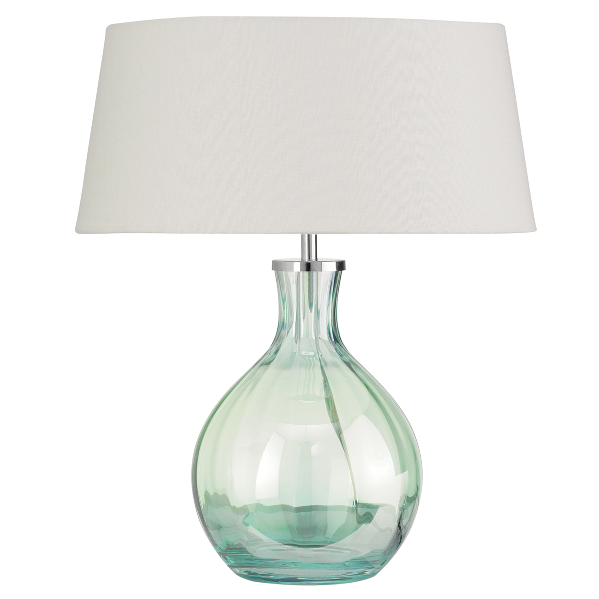 green bedroom lamp photo - 2