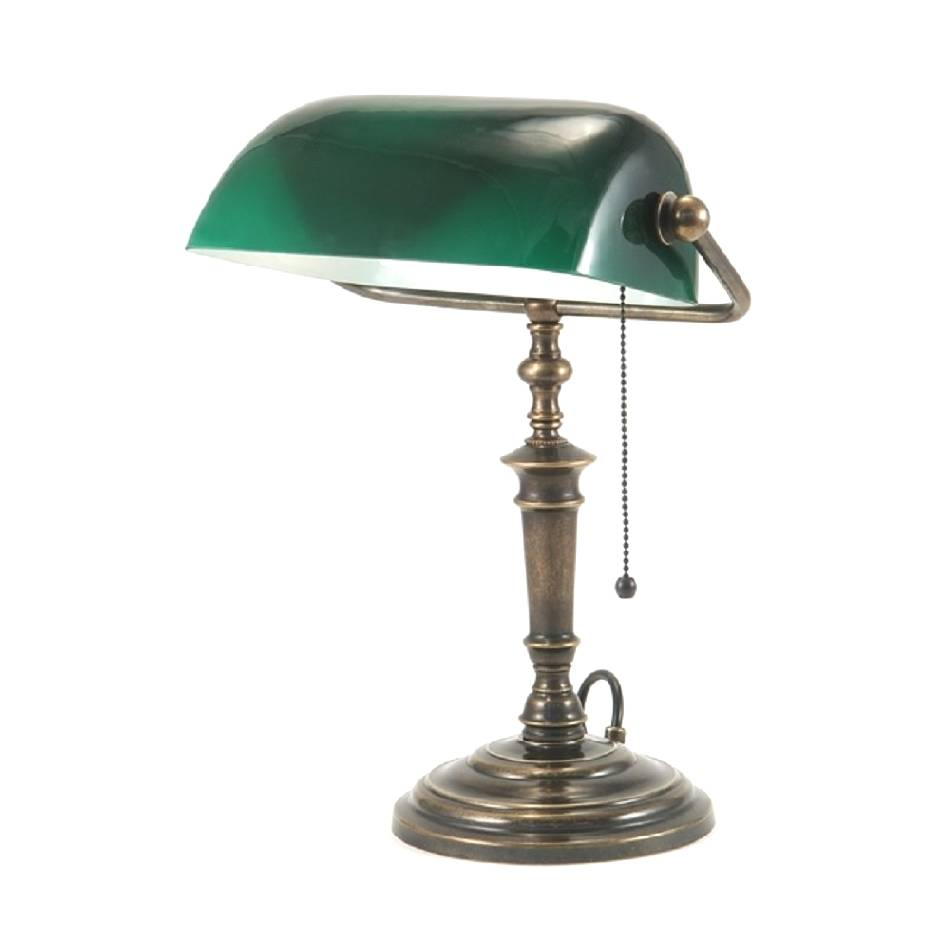 green bedroom lamp photo - 4