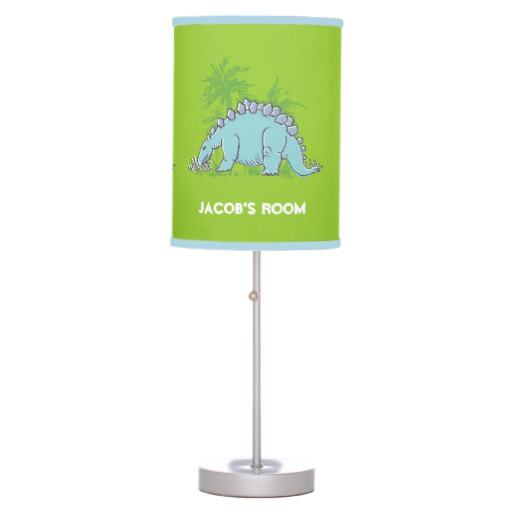 green bedroom lamp photo - 9