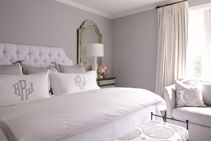 grey bedding ideas photo - 8
