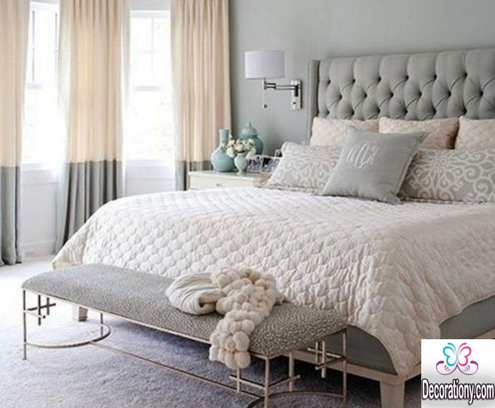grey bedding ideas design photo - 4
