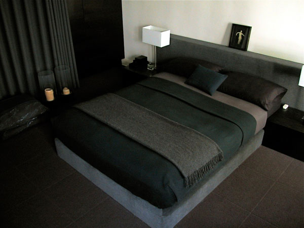 grey bedding ideas design photo - 5