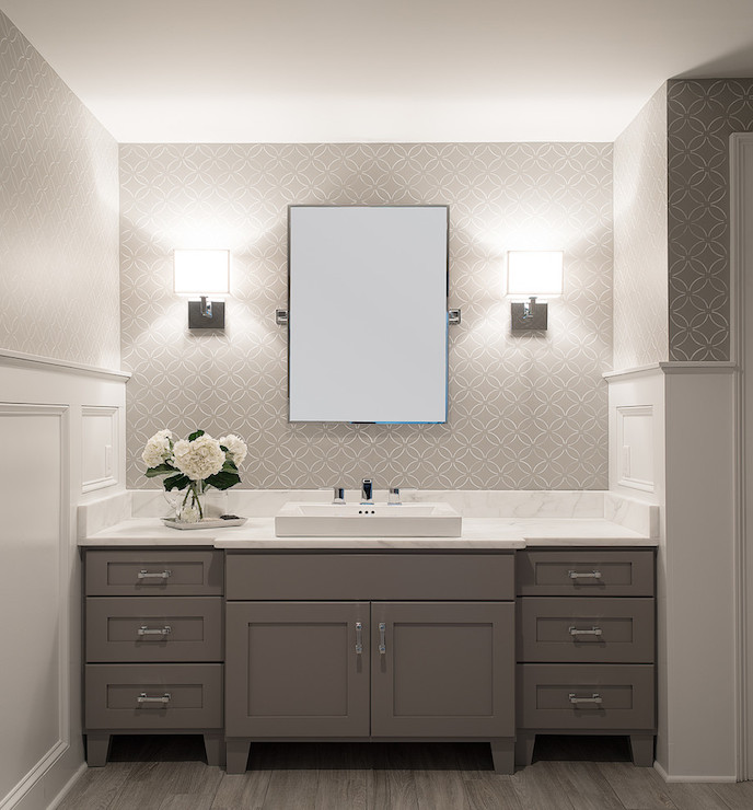 grey spa bathroom ideas photo - 3