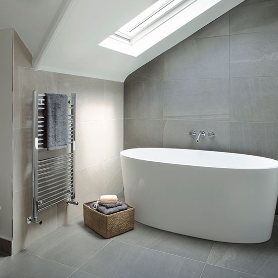 grey spa bathroom ideas photo - 4