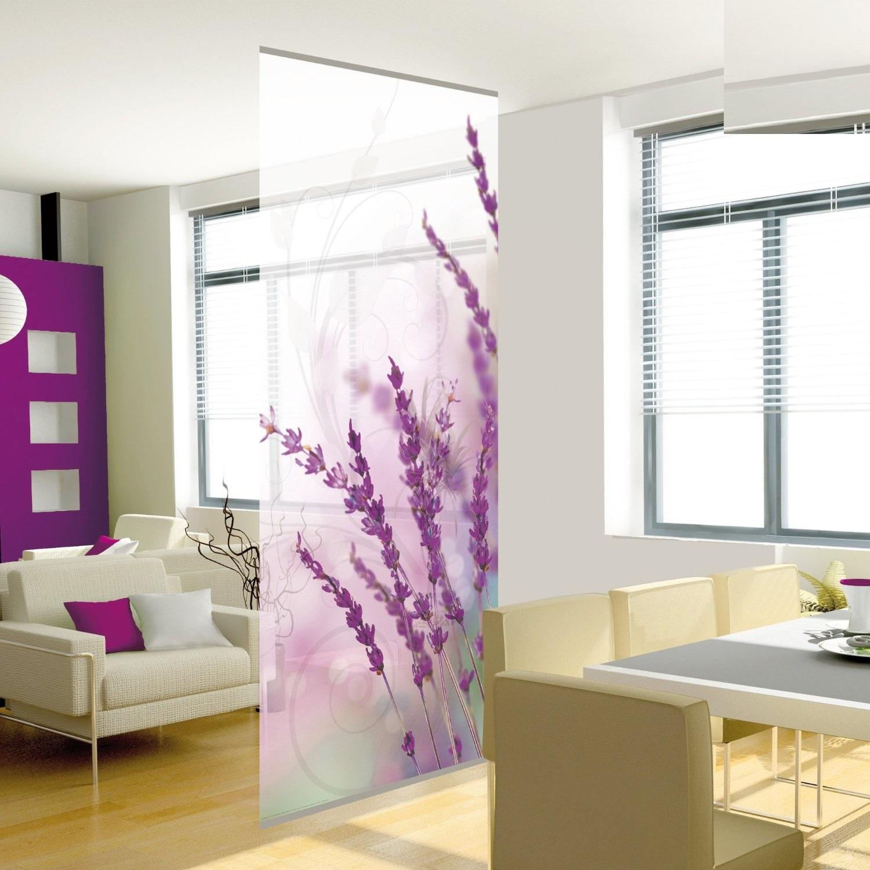 hanging room divider panels photo - 4