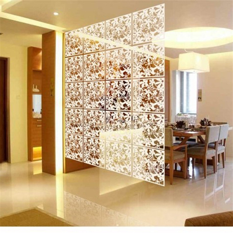 hanging room divider screen photo - 3