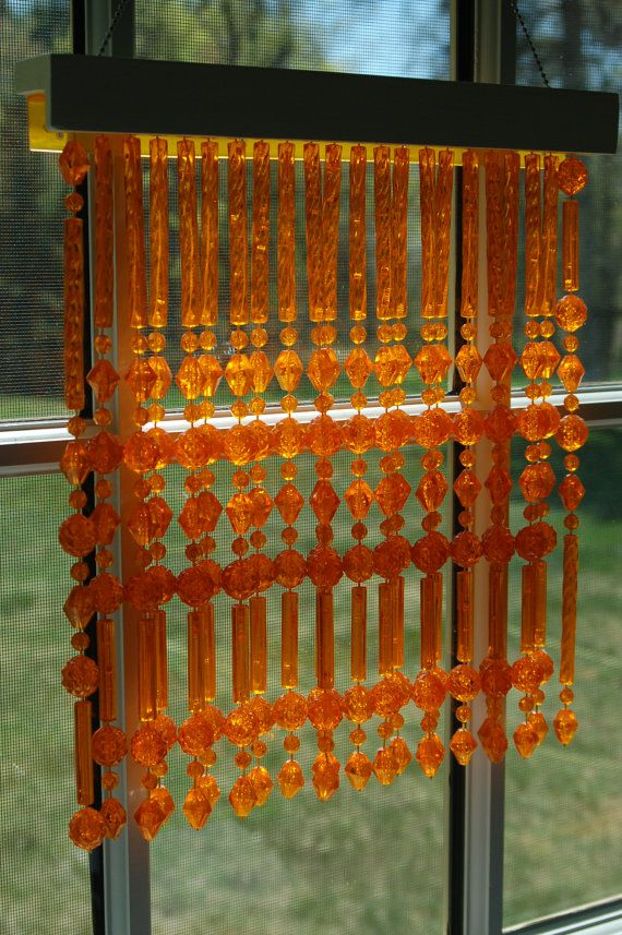 hanging room dividers beads photo - 10