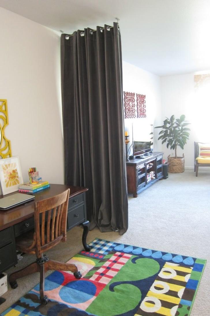 hanging room dividers ikea photo - 10