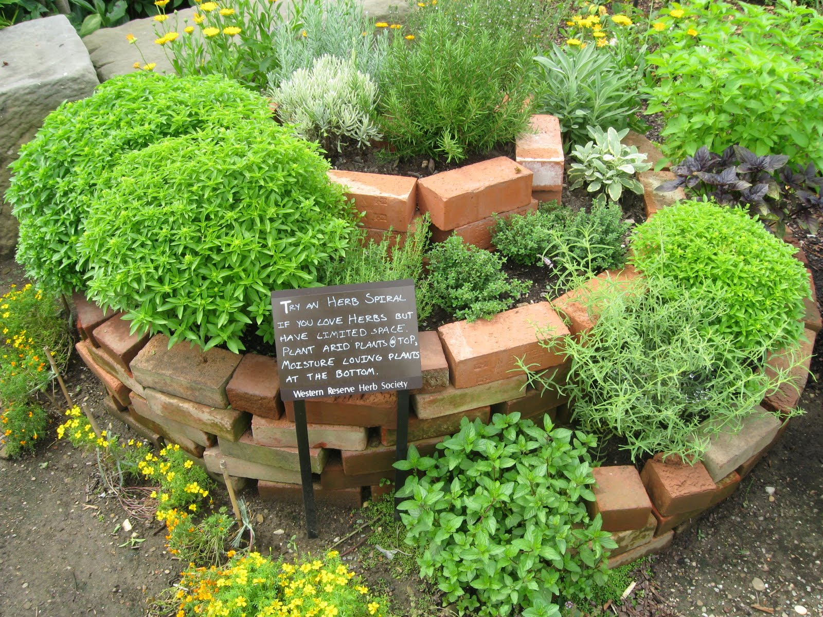 Herb garden design ideas | Hawk Haven on home space, garage space, living room space, community pool, community work space, art gallery space, cricut design space, community diy space, community park space,