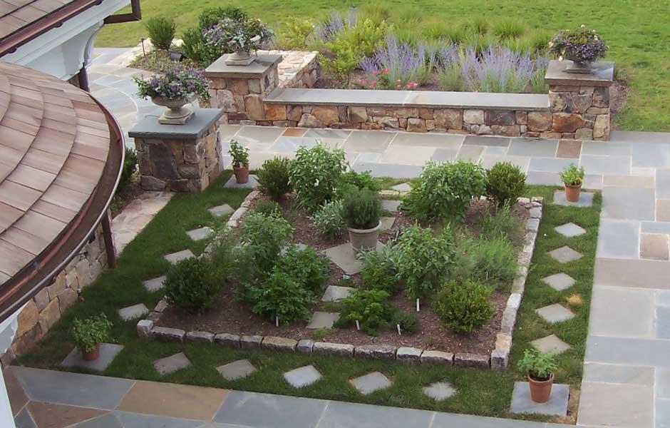 herb garden design ideas photo - 5