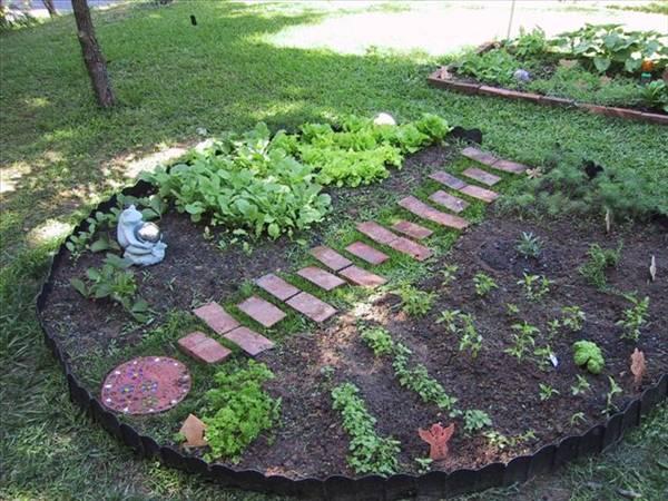 herb garden design ideas photo - 8