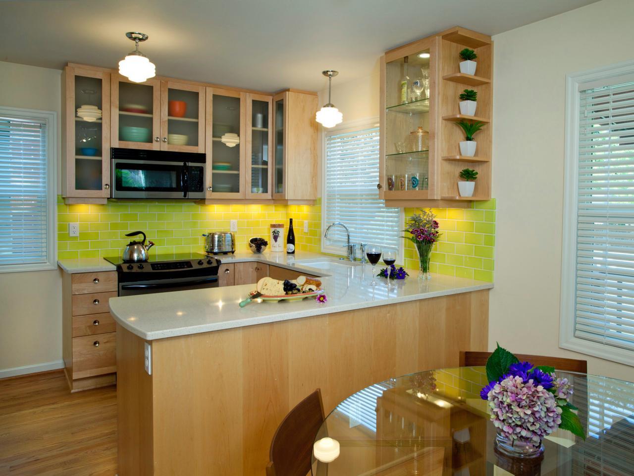 hgtv u shaped kitchen designs photo - 3