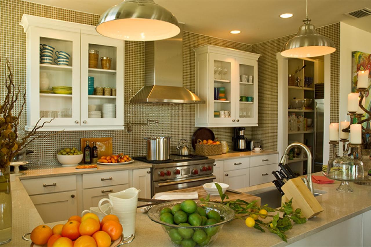hgtv u shaped kitchen designs photo - 4