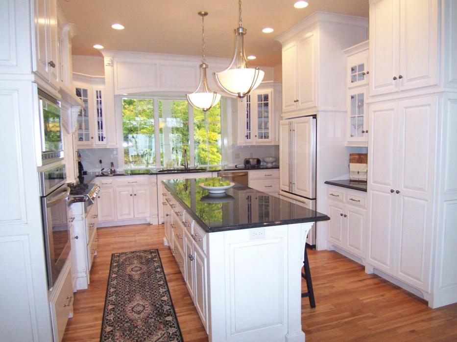hgtv u shaped kitchen designs photo - 9