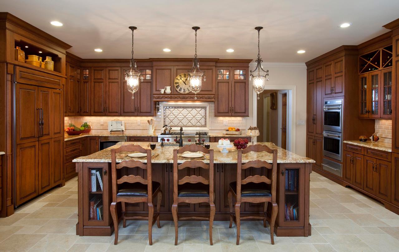 high end kitchen design ideas photo 3 - High End Kitchen