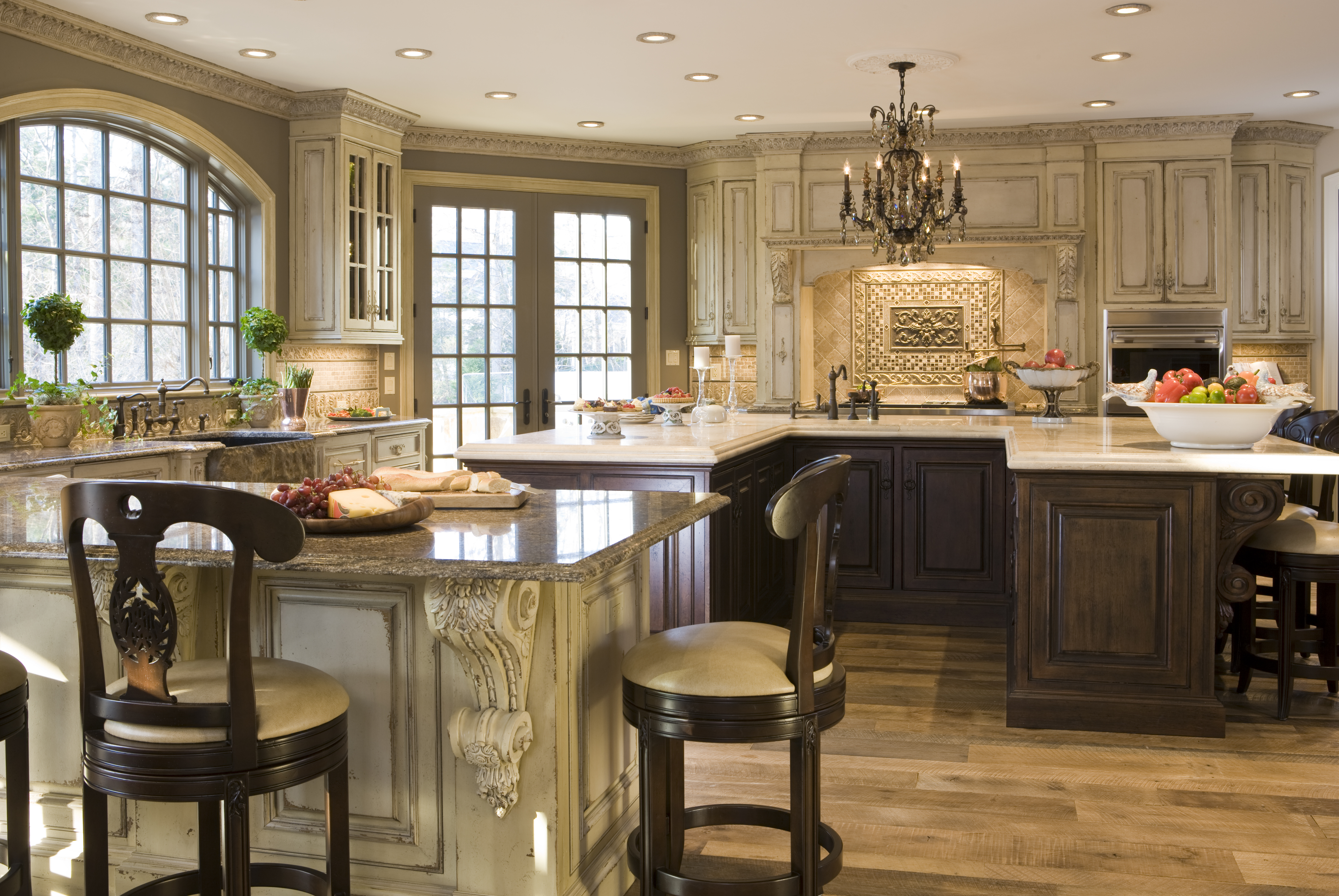 High End Kitchen Design Ideas Hawk Haven