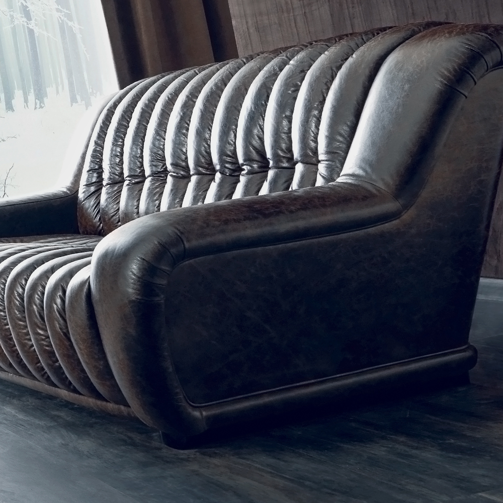 high end leather sectional sofas photo - 4