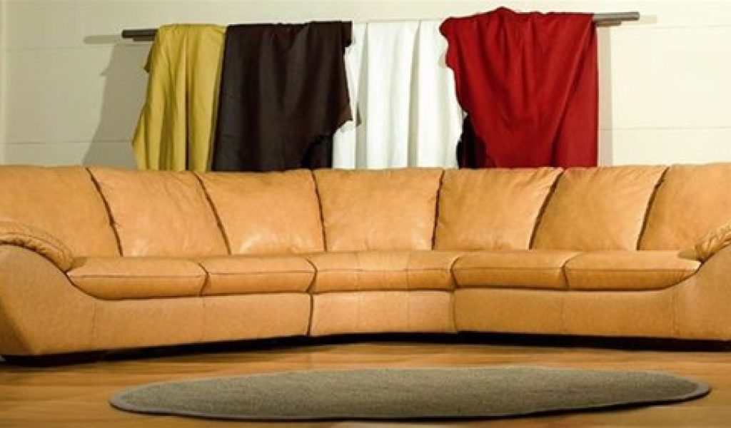 high end leather sectional sofas photo - 8