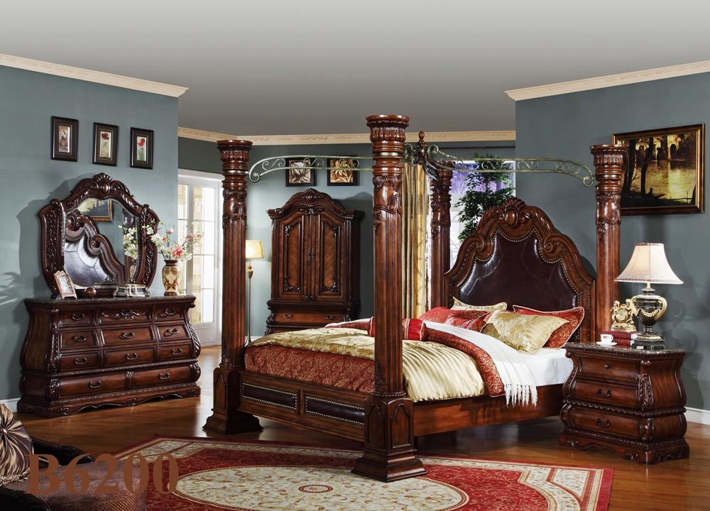 High end traditional bedroom furniture | Hawk Haven