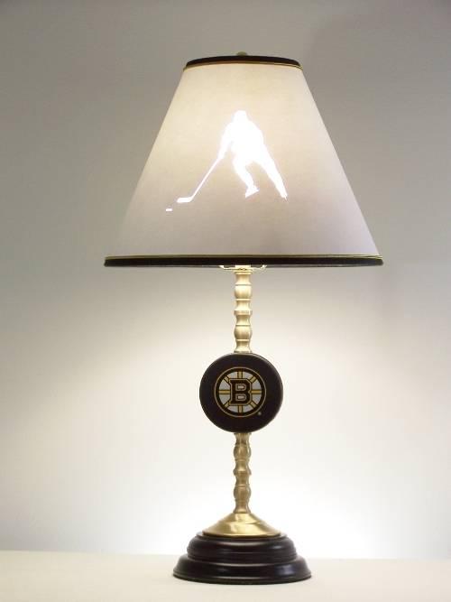hockey bedroom lamp photo - 3